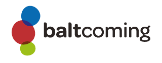 baltcoming logo