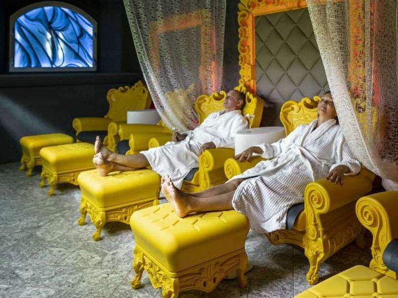 Spa-relax-area